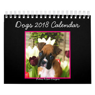 Dogs 2018 Small Calendar