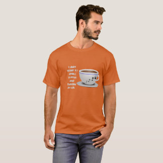 Dogs and Coffee Men's Tee
