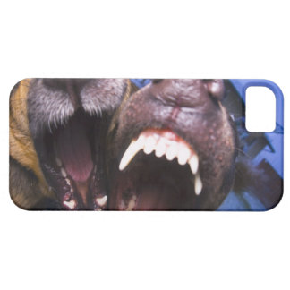 Dogs barking barely there iPhone 5 case