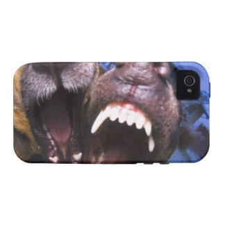 Dogs barking iPhone 4/4S cases