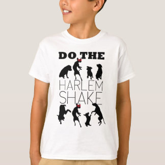 Dogs doing the Harlem Shake T-Shirt