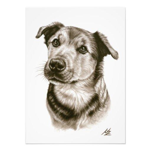 Dogs Eyes III Photo Art