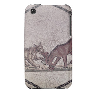 Dogs Fighting for a Bird Roman 2nd-3rd century iPhone 3 Covers