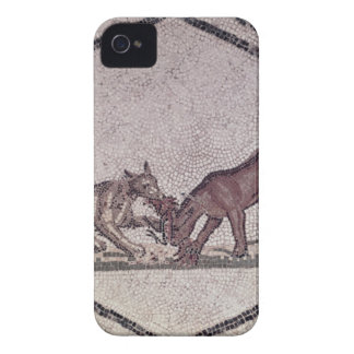 Dogs Fighting for a Bird, Roman, 2nd-3rd century ( Case-Mate iPhone 4 Cases
