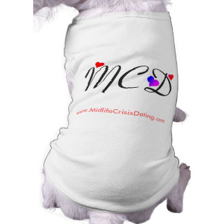 Dogs Have a Mid-Life Crisis, too ! Pet Tee