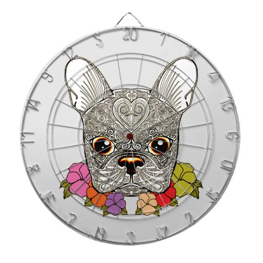 Dog's Head Dartboard