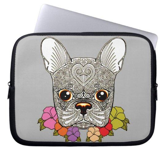 Dog's Head Laptop Sleeve