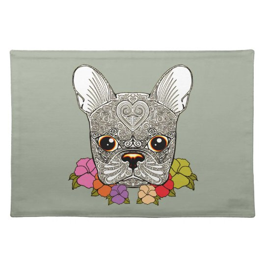 Dog's Head Placemats