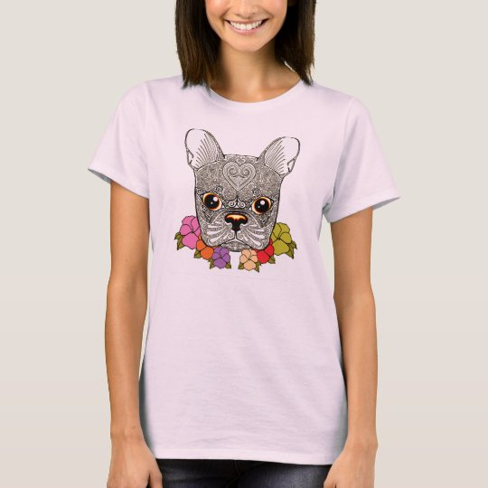 Dog's Head T-Shirt