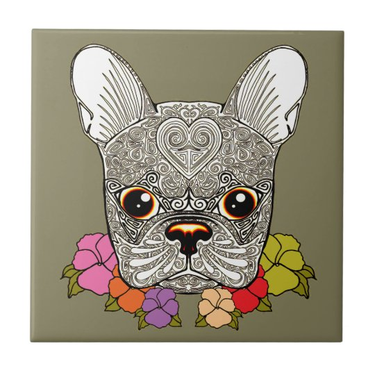 Dog's Head Tile