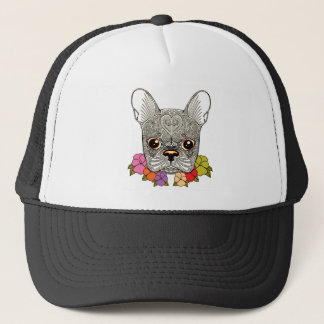 Dog's Head Trucker Hat