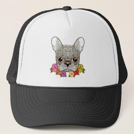 Dog's Head Trucker Hat