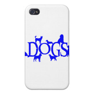 DOGS iPhone 4/4S COVER