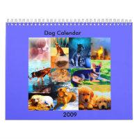 dogs of art, Dog Calendar, 2009