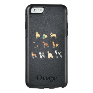 Dogs OtterBox iPhone 6/6s Case