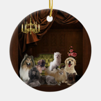Dogs & Puppies Ornament