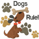 Dogs Rule! Hoodie