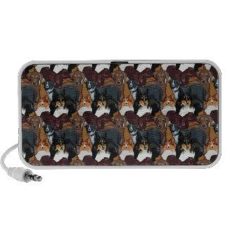 Dogs iPod Speakers