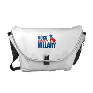 DOGS SUPPORT HILLARY COURIER BAG