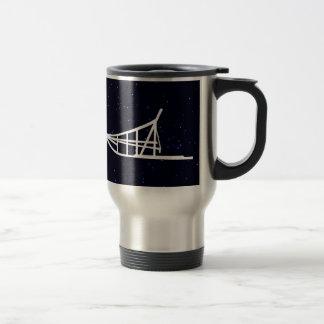 Dogsled Travel Mug