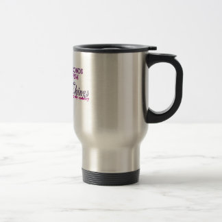 Dogtags Diamonds FEMALE TROOPS Coffee Mugs
