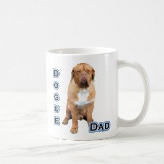 Dogue Dad 4 Basic White Mug
