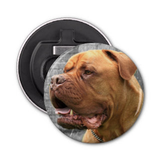 Dogue de Bordeaux Bottle Opener