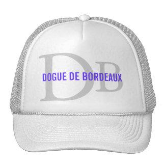 Dogue de Bordeaux Breed Monogram Hat