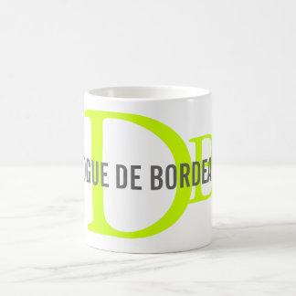 Dogue de Bordeaux Breed Monogram Mugs