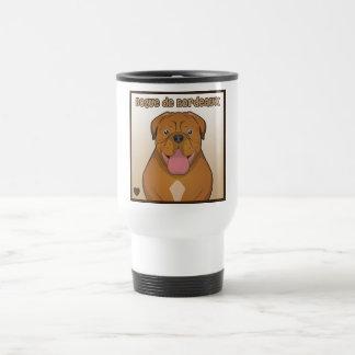 Dogue de Bordeaux Cartoon Mugs
