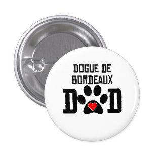 Dogue de Bordeaux Dad Pin