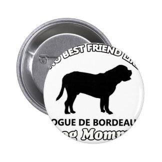 Dogue de Bordeaux dog de Buttons