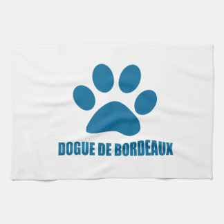 DOGUE DE BORDEAUX DOG DESIGNS TEA TOWEL