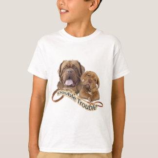 Dogue De Bordeaux Double Trouble T-Shirt