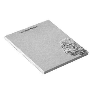 Dogue De Bordeaux - French Mastiff Scratch Pads