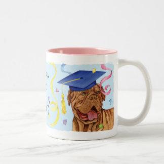Dogue de Bordeaux Graduate Two-Tone Mug