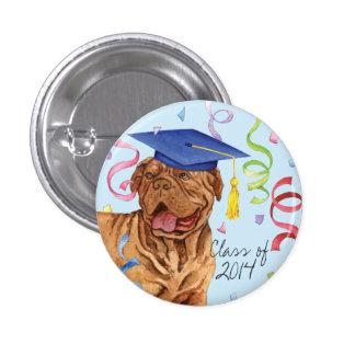 Dogue de Bordeaux Graduate Pins