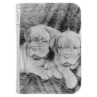 Dogue de Bordeaux puppies Kindle Covers