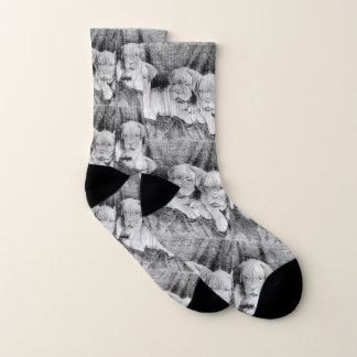 Dogue de Bordeaux  puppies dog socks