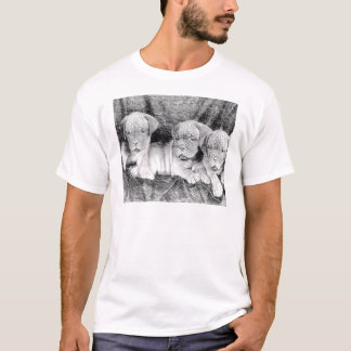 Dogue de Bordeaux puppies T-Shirt