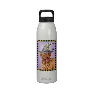 Dogue de Bordeaux Witch Water Bottle