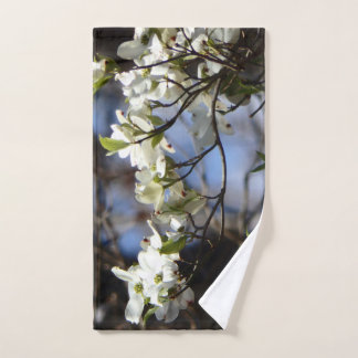 Dogwood Blossom Hand Towel