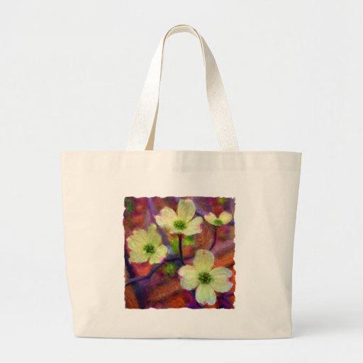 Dogwood flower bag