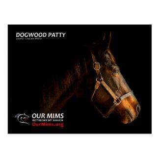 Dogwood Patty postcard