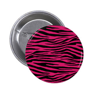Dogwood Rose Tiger 6 Cm Round Badge