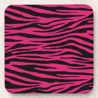 Dogwood Rose Tiger Coasters
