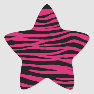 Dogwood Rose Tiger Star Sticker