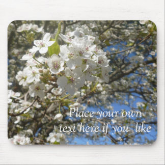 Dogwood spring mousepad