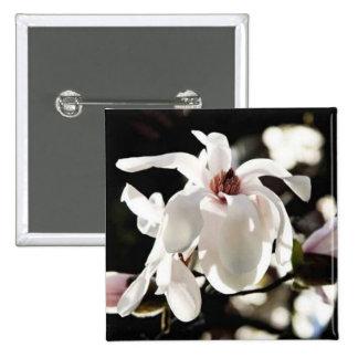 Dogwood Tree Flower Blossom Button