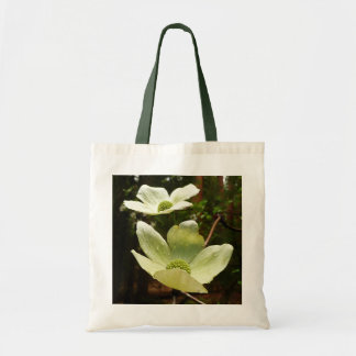 Dogwoods and Redwoods in Yosemite National Park Tote Bag